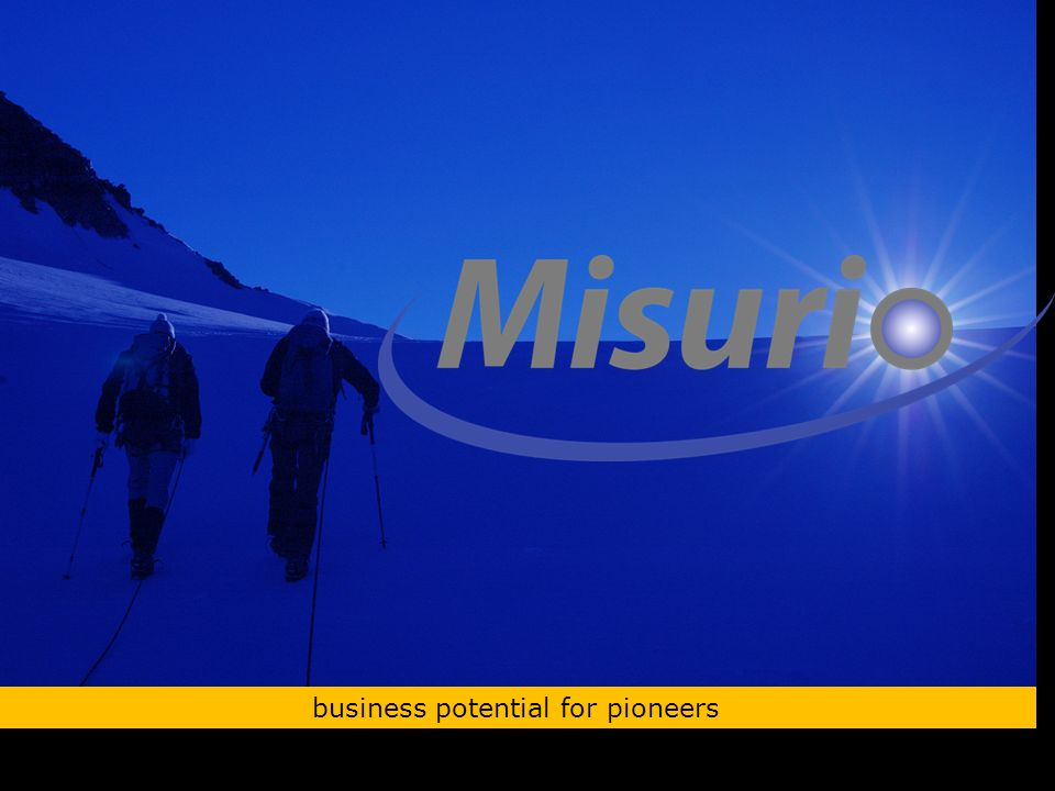 business potential for pioneers