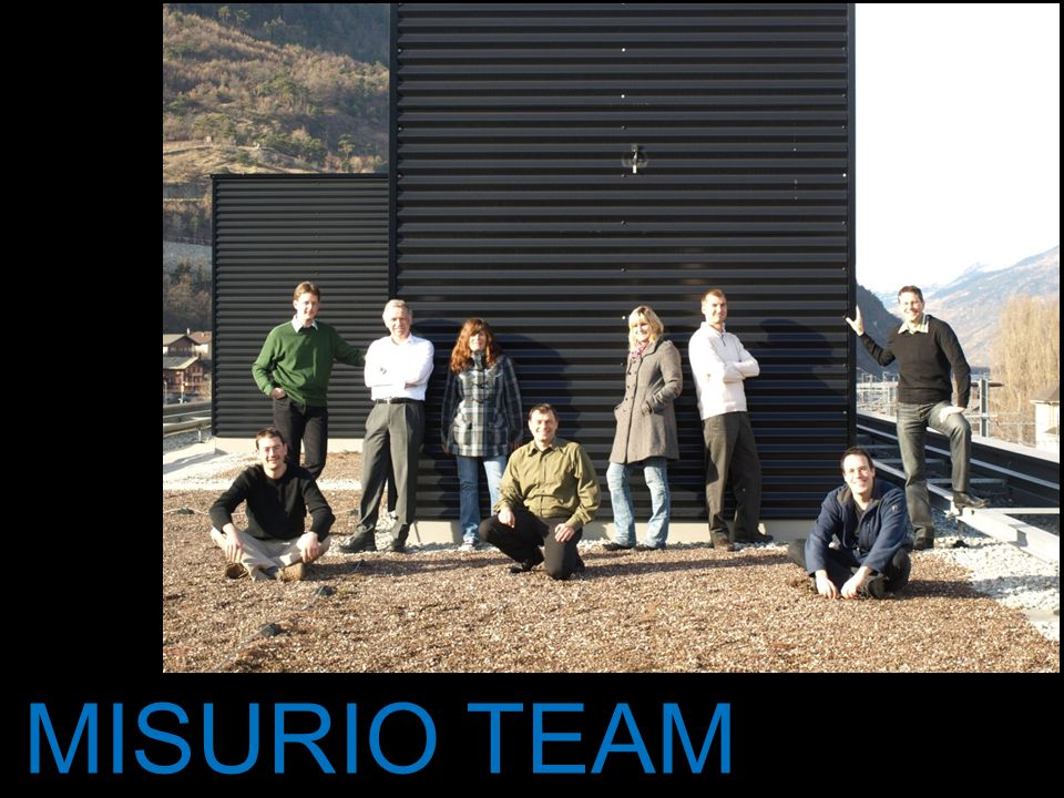 MISURIO TEAM