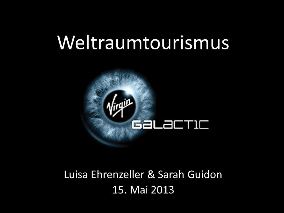 Luisa Ehrenzeller & Sarah Guidon 15. Mai 2013