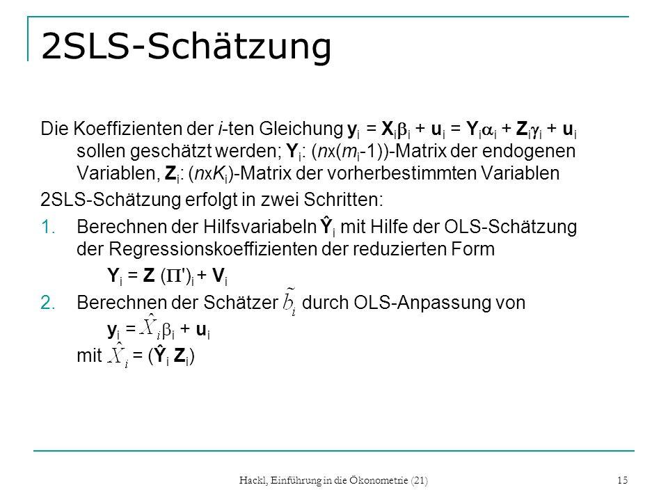 Hackl, Einführung in die Ökonometrie (21)