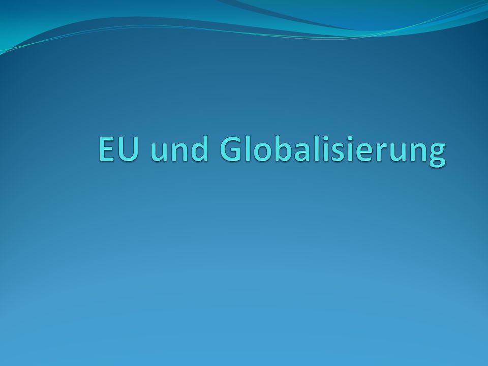 EU und Globalisierung