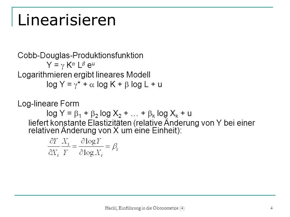 Hackl, Einführung in die Ökonometrie (4)