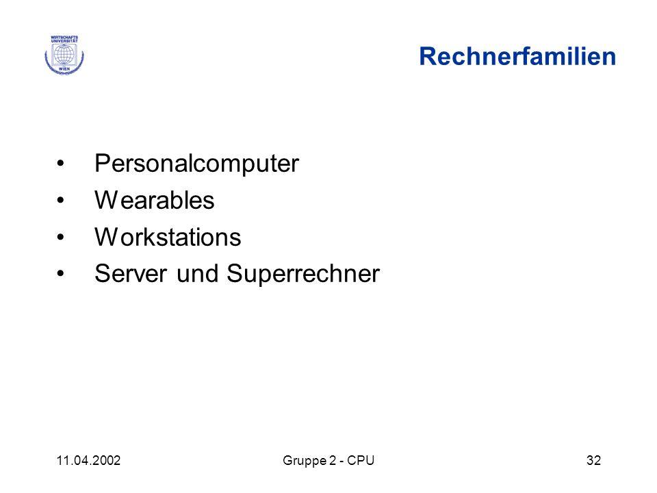 Server und Superrechner