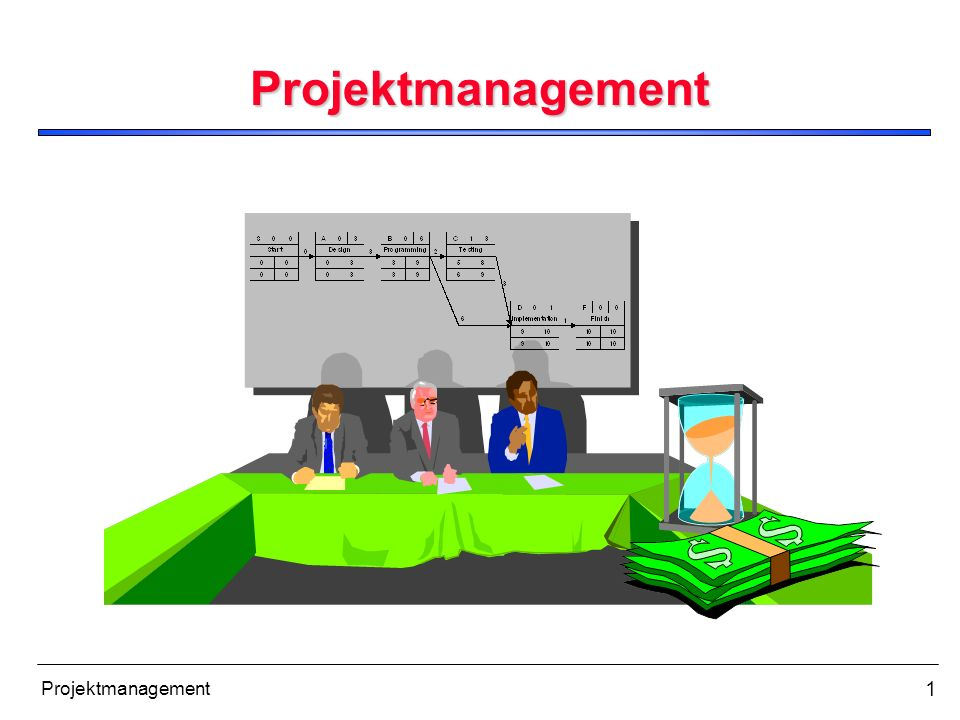 Projektmanagement Projektmanagement