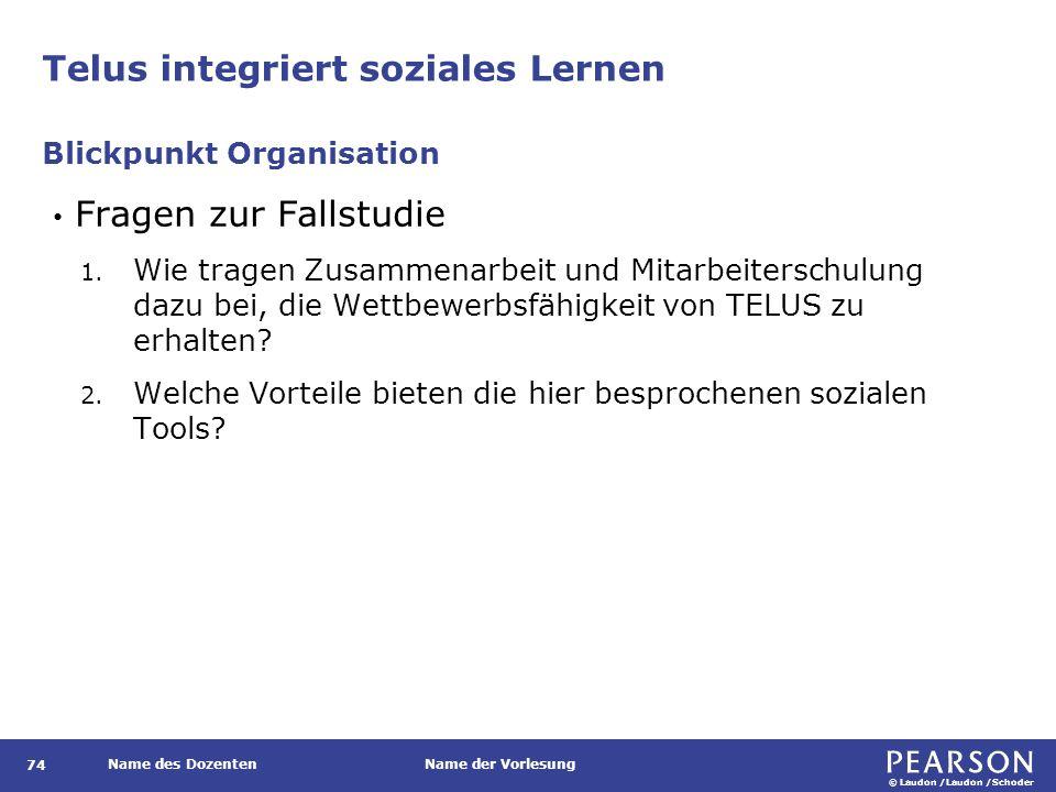 Lernmanagementsysteme (LMS)