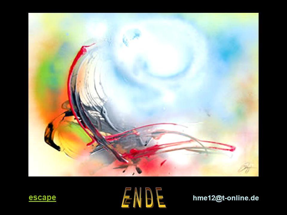 E N D E escape hme12@t-online.de