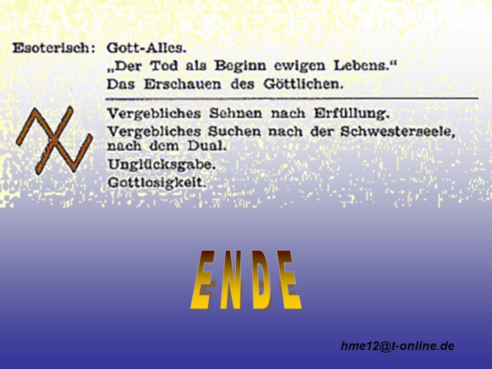 E N D E hme12@t-online.de