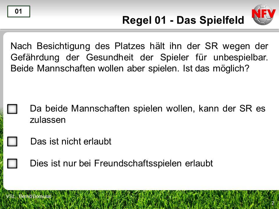 Regel 01 - Das Spielfeld 01.