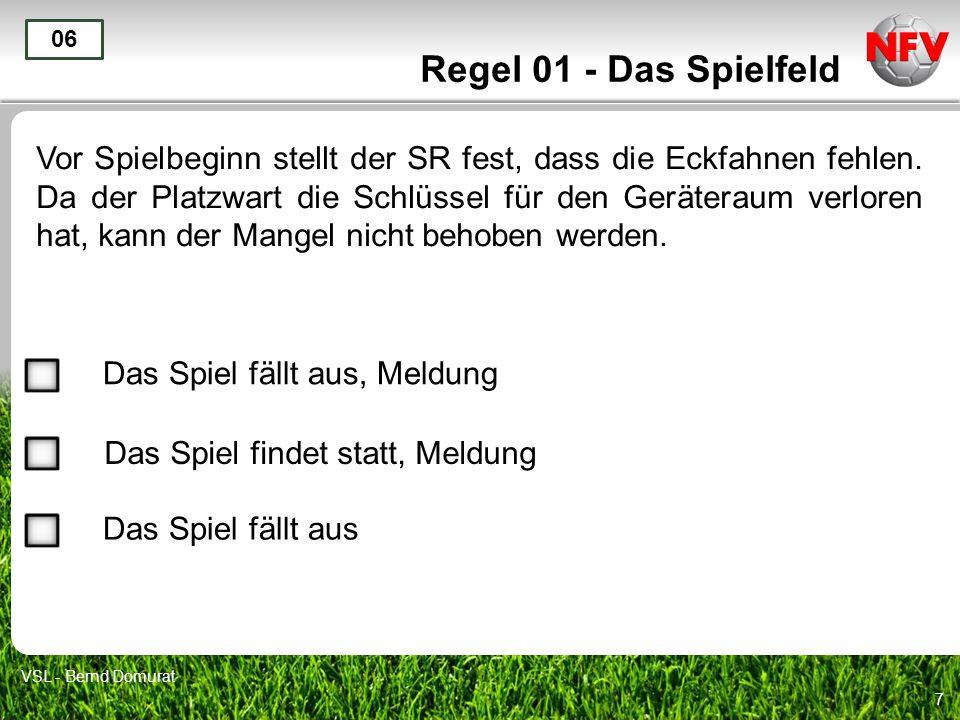 Regel 01 - Das Spielfeld 06.