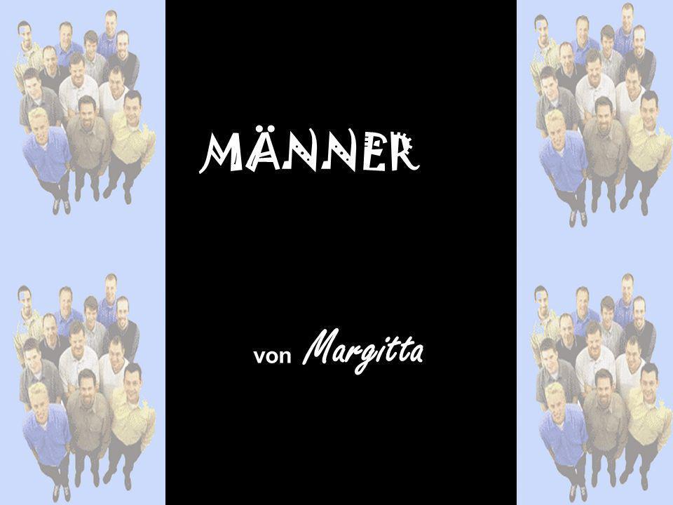 MÄNNER von Margitta