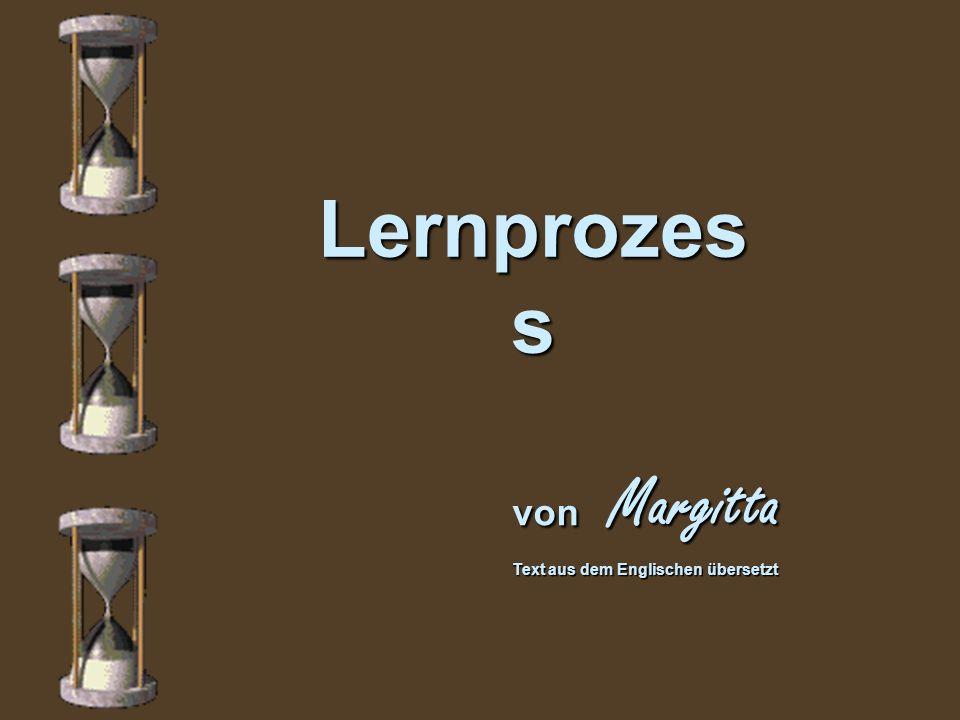 Lernprozess von Margitta 211142584/4 popcorn-fun.de