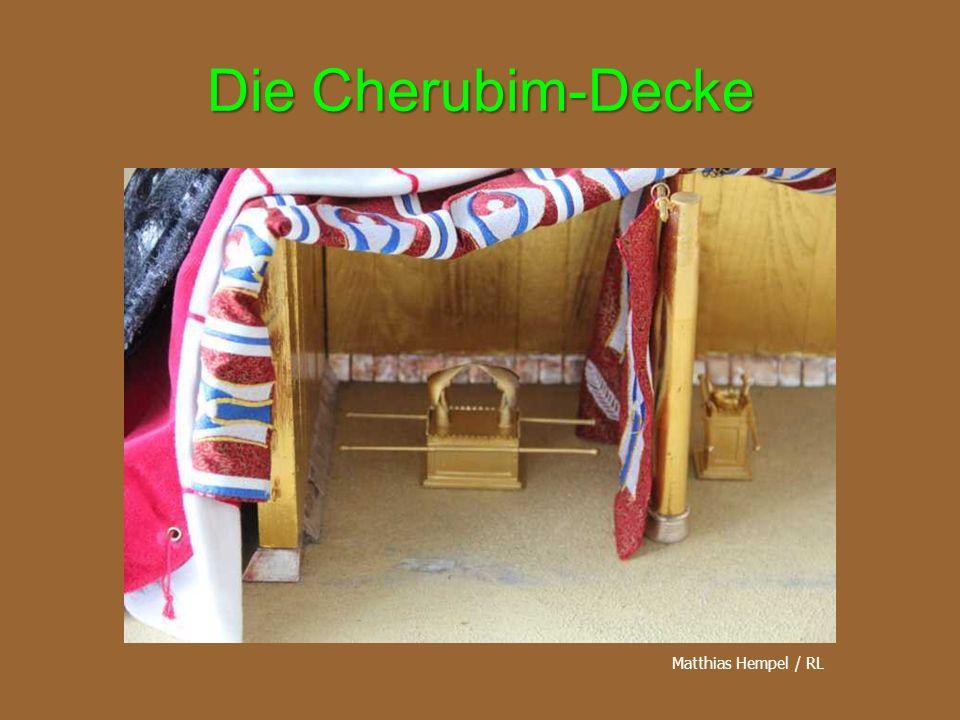 Die Cherubim-Decke Matthias Hempel / RL