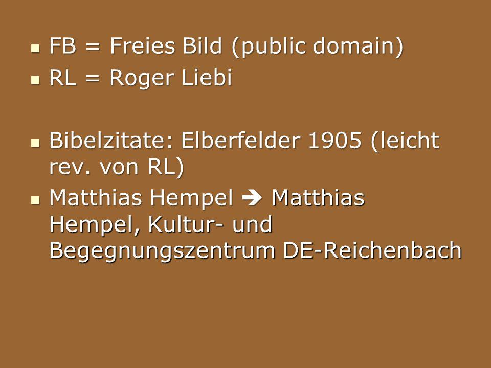 FB = Freies Bild (public domain)