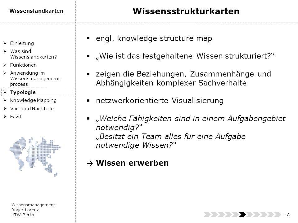 Wissensstrukturkarten