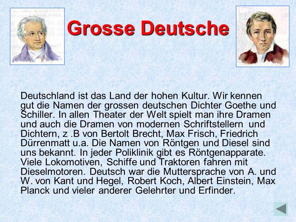Grosse Deutsche
