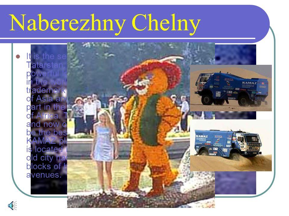 Naberezhny Chelny