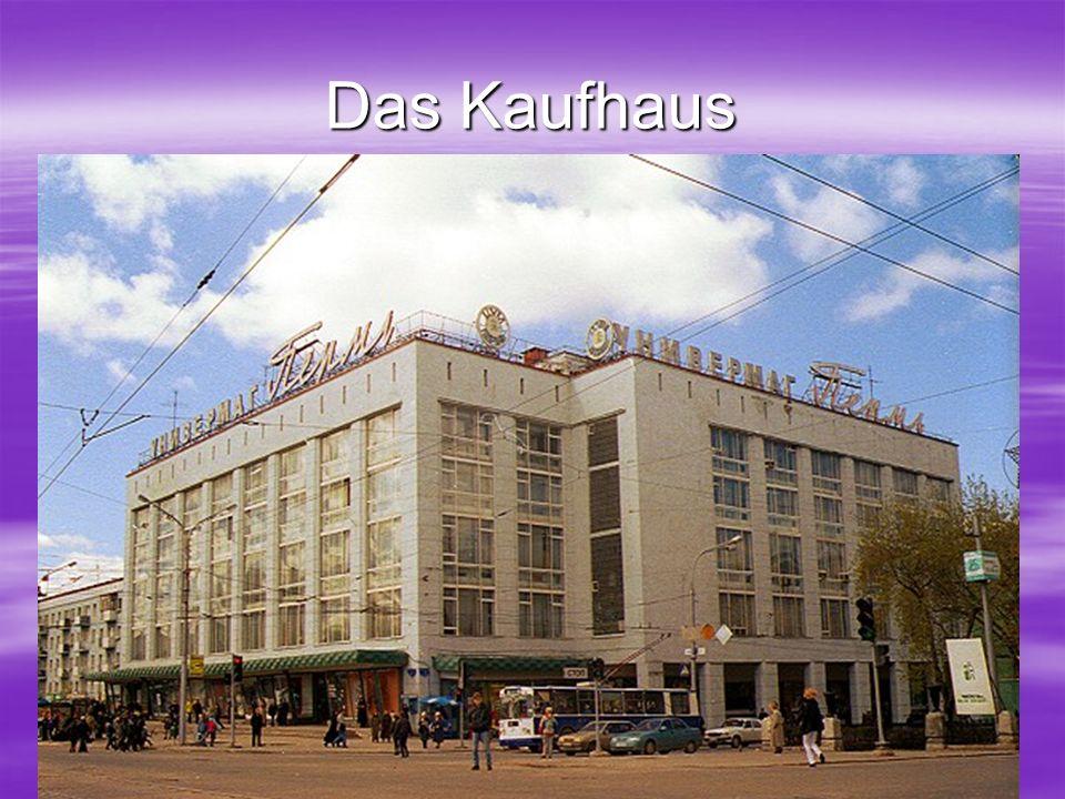 Das Kaufhaus 3