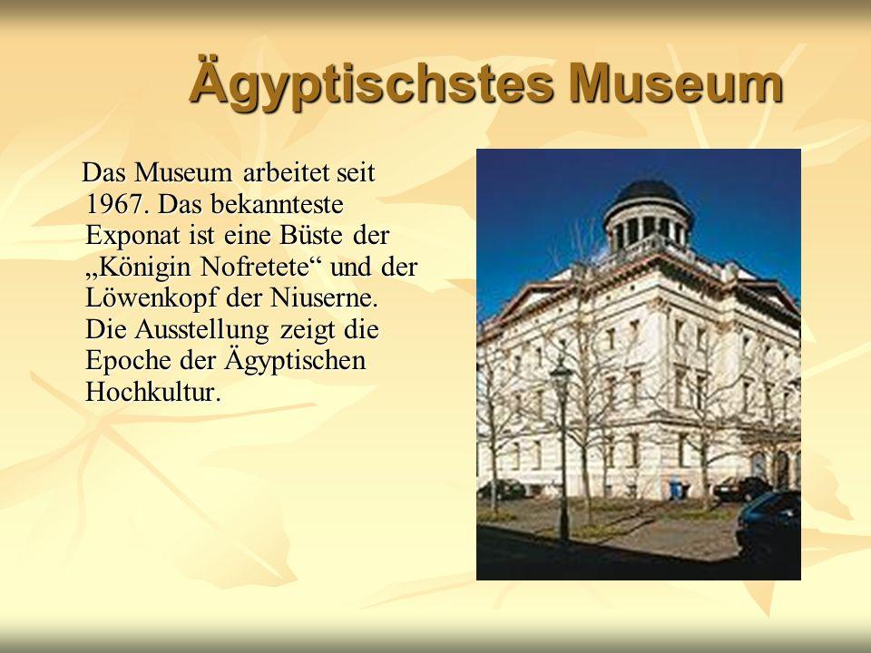 Ägyptischstes Museum