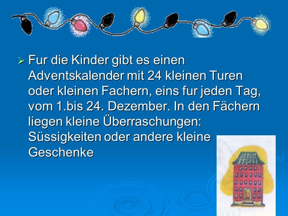 Weihnachten weihnachten ppt herunterladen - Adventskranz fur kindergarten ...