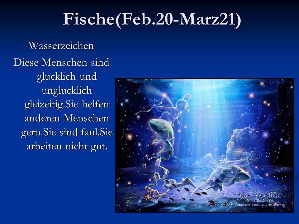 Fische(Feb.20-Marz21) Wasserzeichen