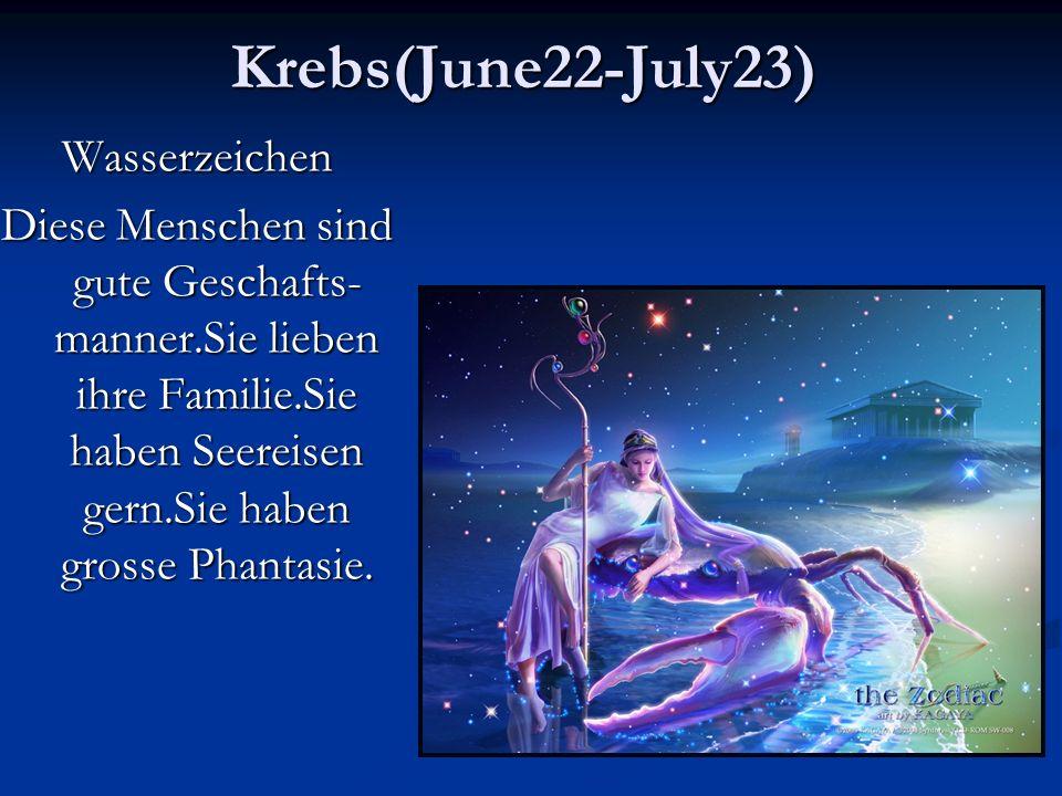 Krebs(June22-July23) Wasserzeichen