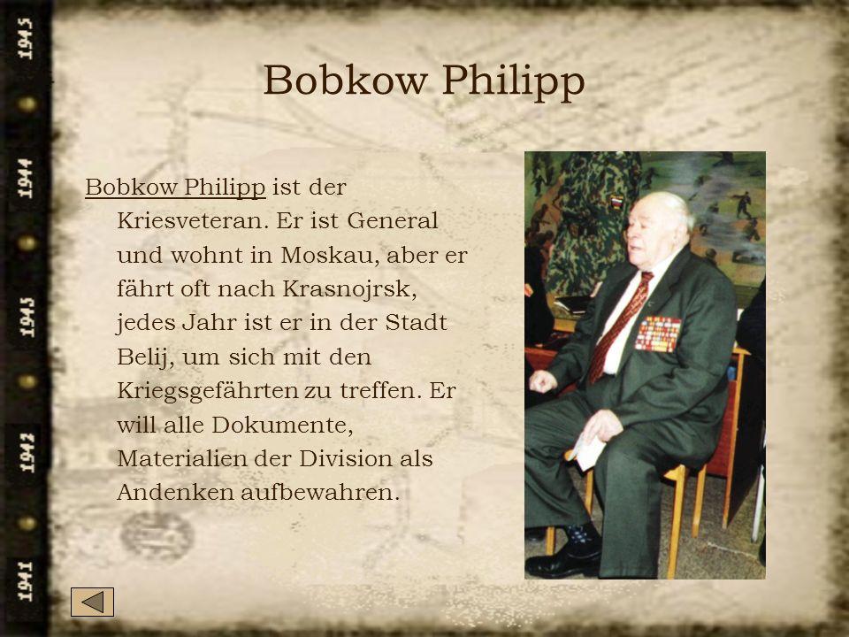 Bobkow Philipp