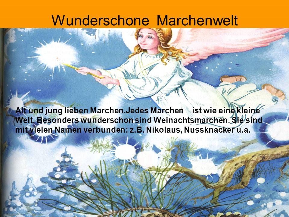 Wunderschone Marchenwelt