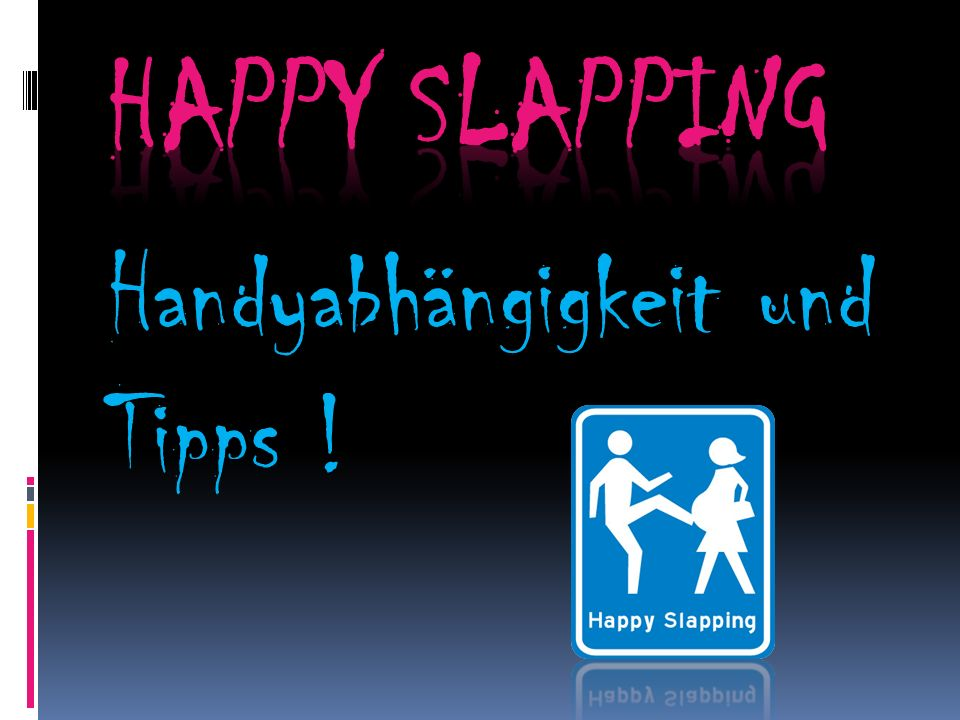 Handyabhängigkeit und Tipps !