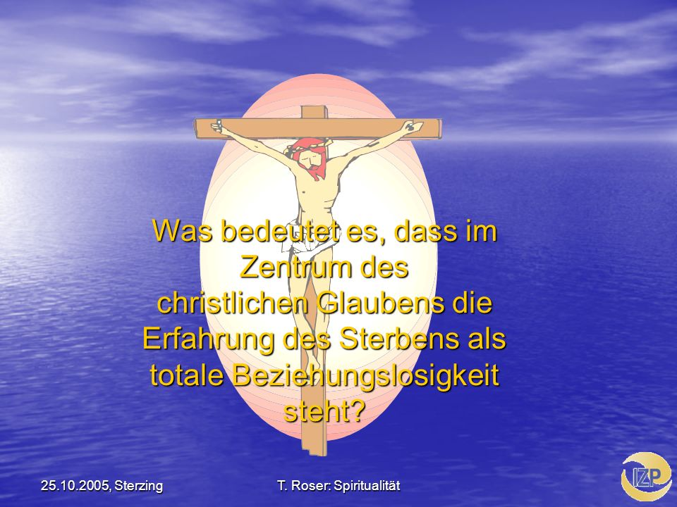 T. Roser: Spiritualität