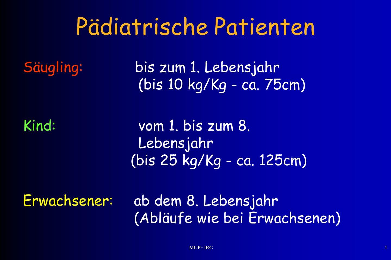 Pädiatrische Patienten