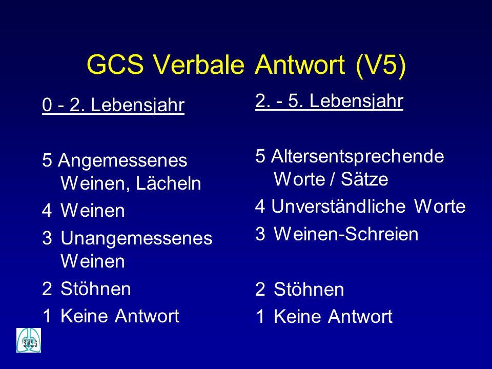 GCS Verbale Antwort (V5)