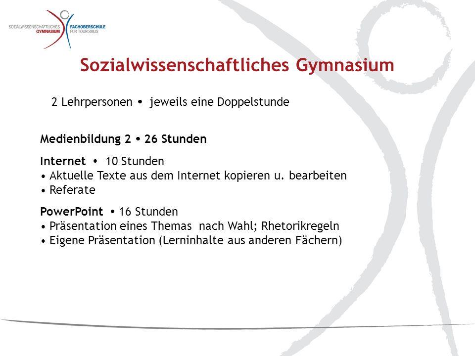 Sozialwissenschaftliches Gymnasium