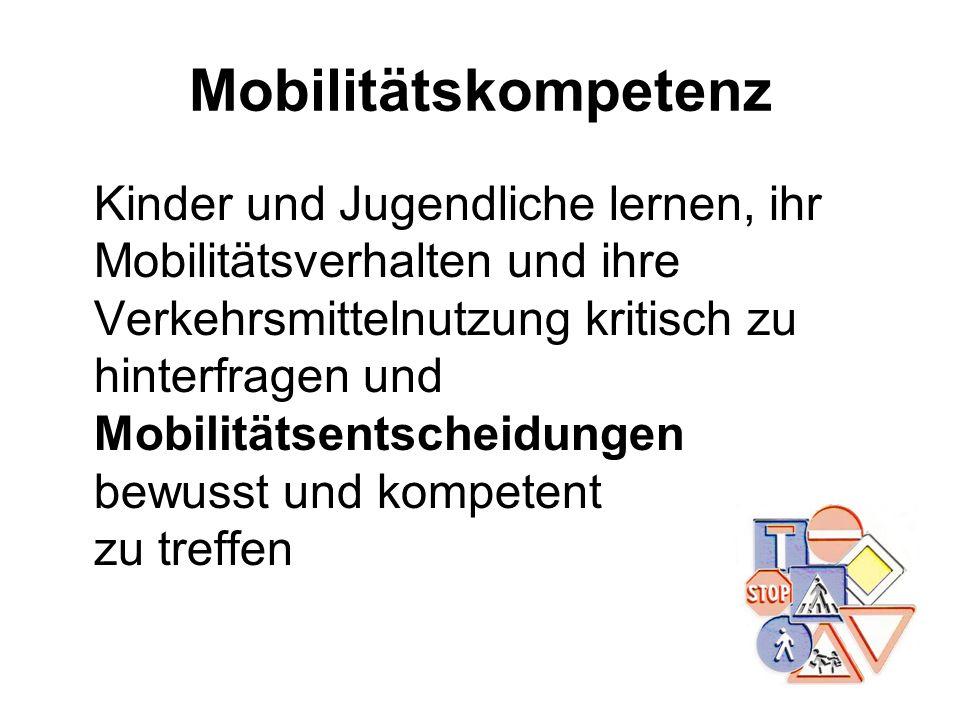 Mobilitätskompetenz