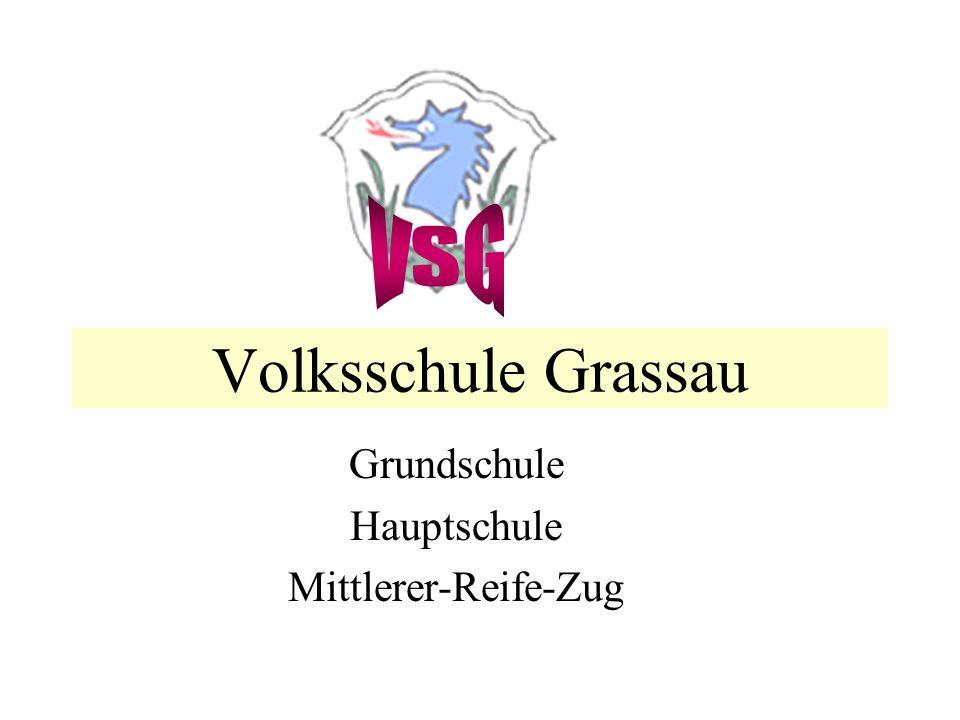 Grundschule Hauptschule Mittlerer-Reife-Zug