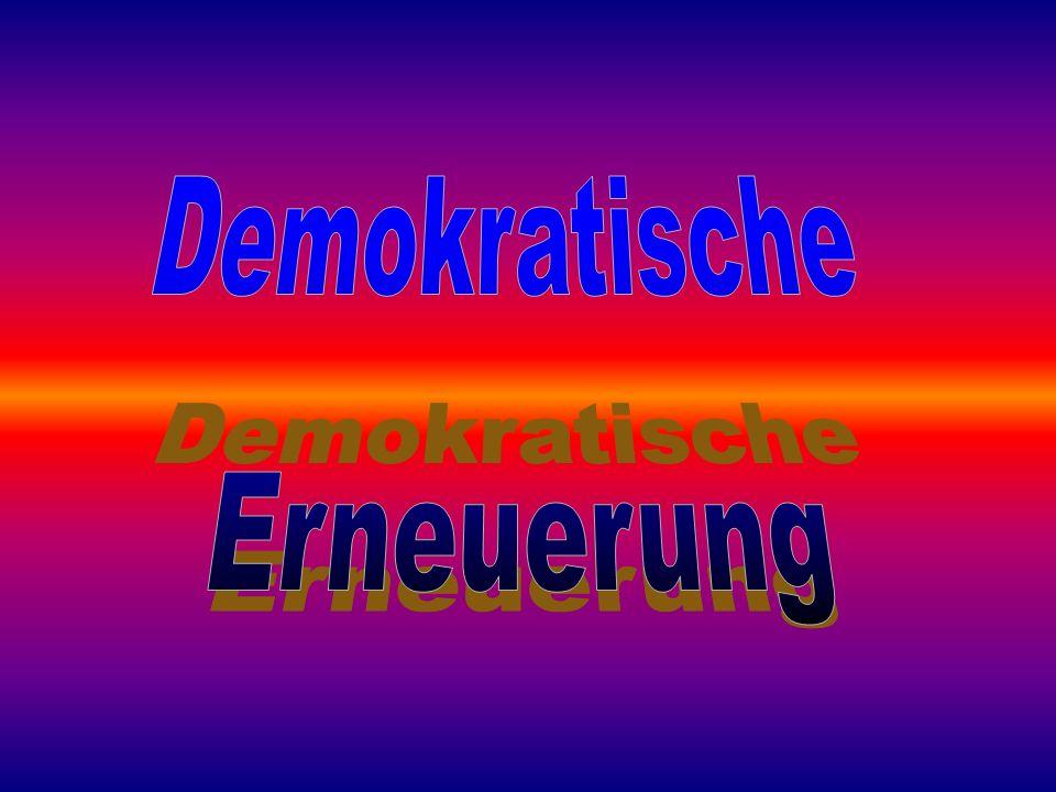 Demokratische Erneuerung