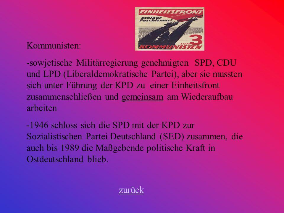 Kommunisten: