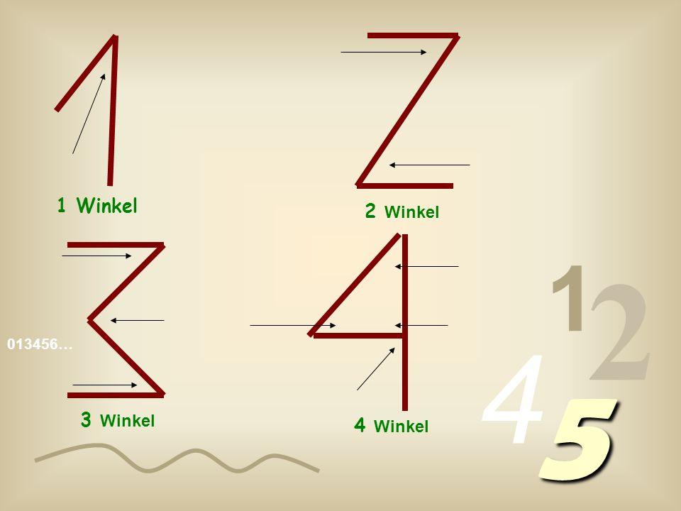 1 Winkel 2 Winkel 1 2 4 013456… 5 3 Winkel 4 Winkel