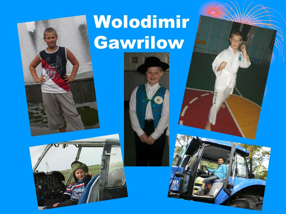 Wolodimir Gawrilow