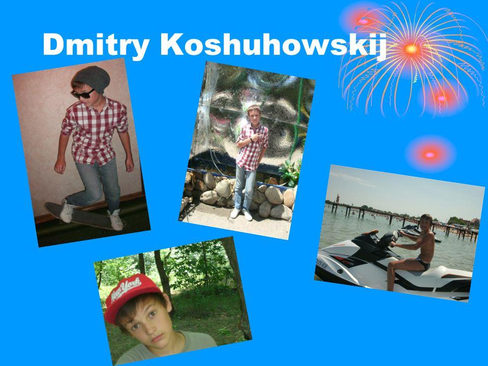 Dmitry Koshuhowskij
