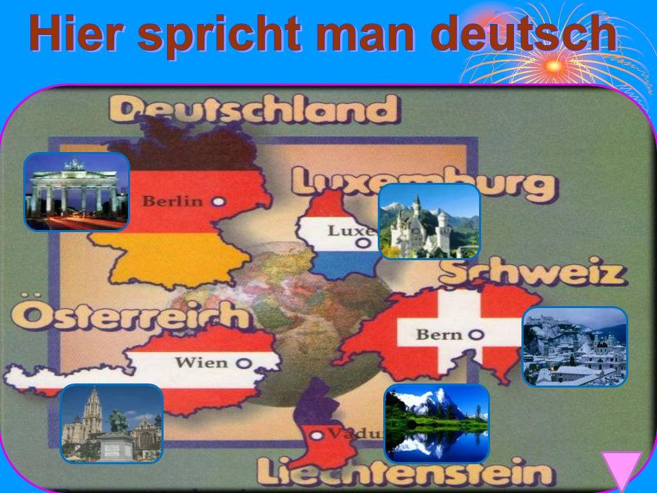 Hier spricht man deutsch