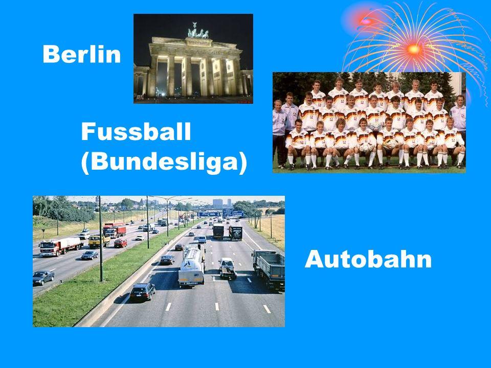 Berlin Fussball (Bundesliga) Autobahn