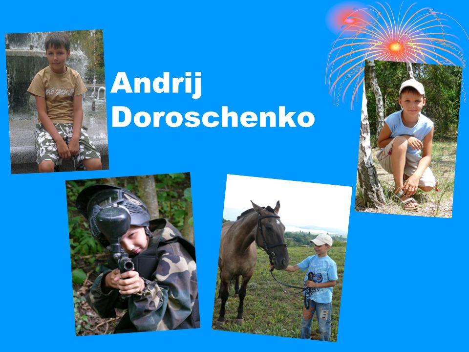 Andrij Doroschenko