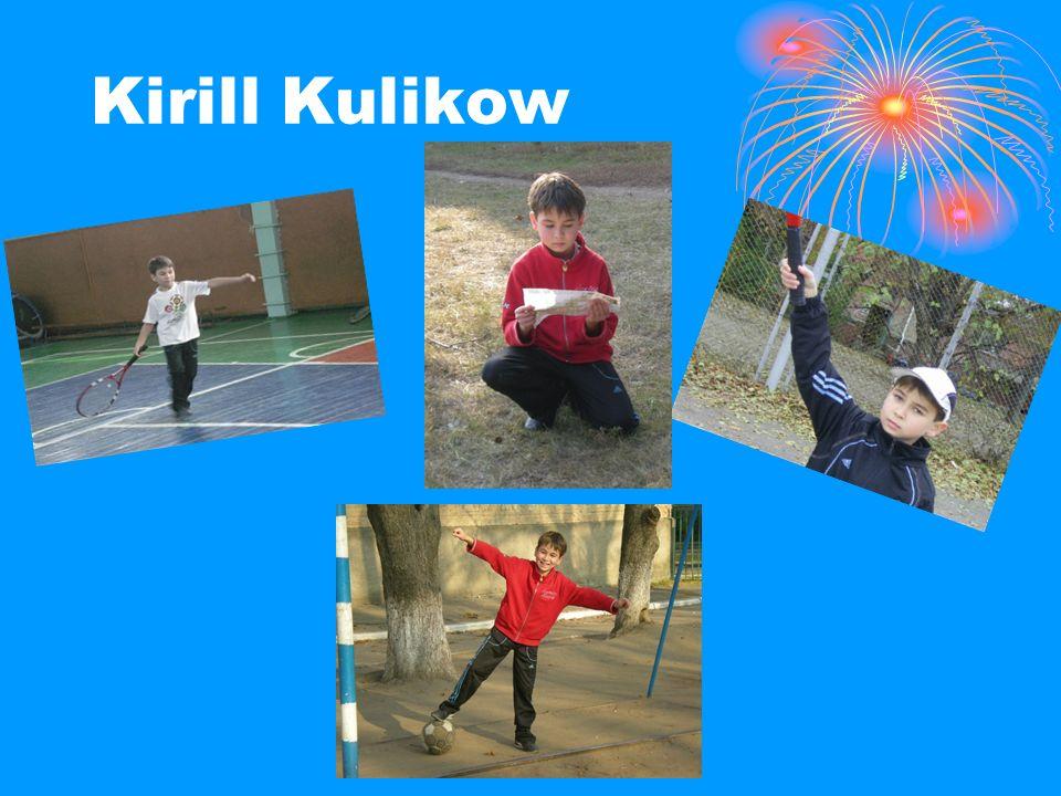 Kirill Kulikow