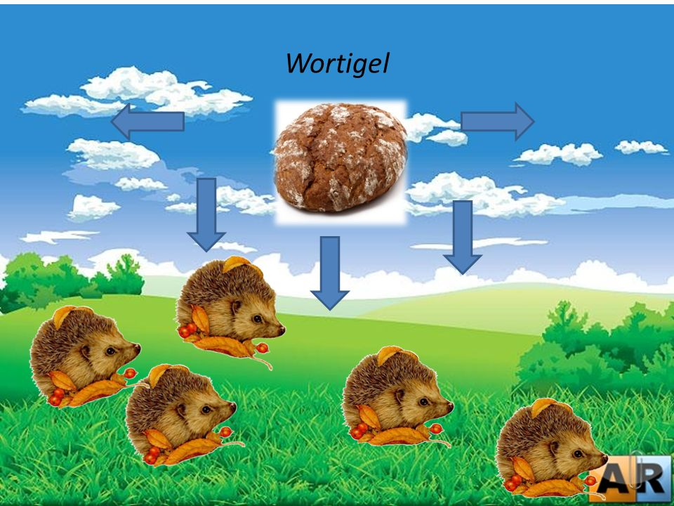 Wortigel BROT