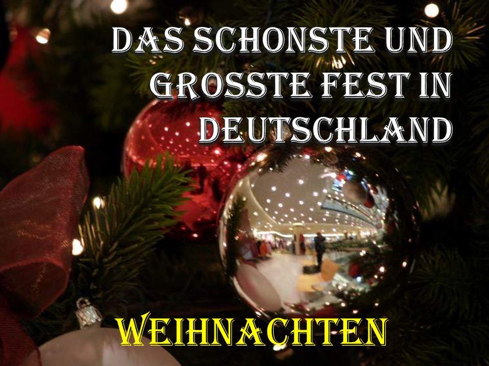 Das schonste und grosste Fest in Deutschland