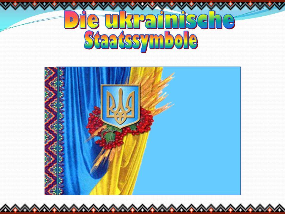 Die ukrainische Staatssymbole