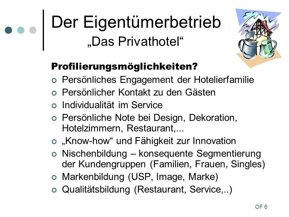 """Der Eigentümerbetrieb """"Das Privathotel"""