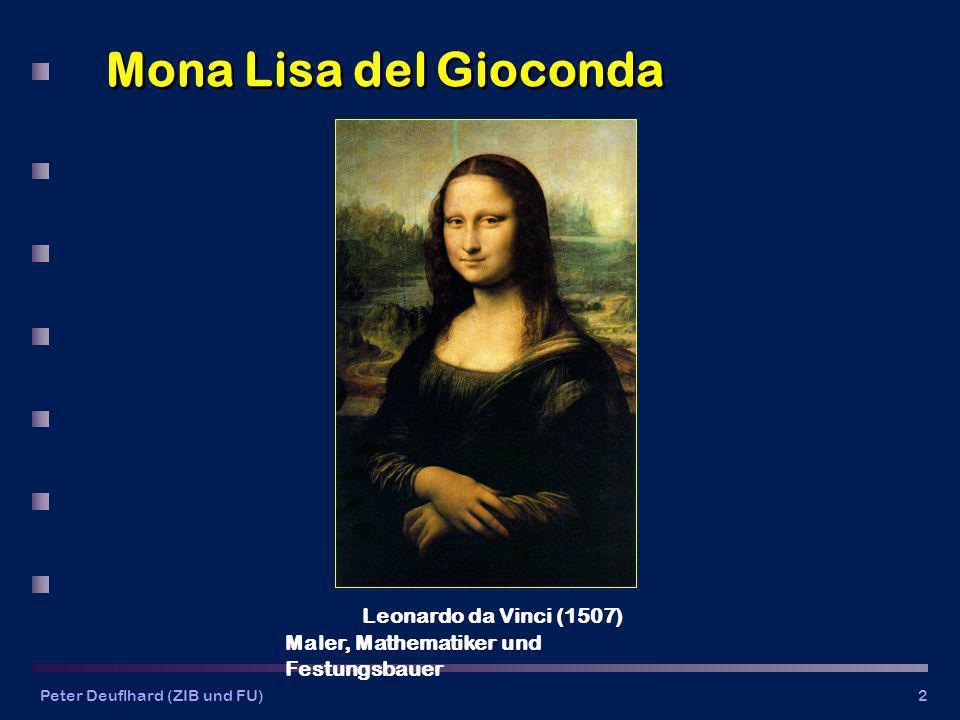 Mona Lisa del Gioconda Leonardo da Vinci (1507)