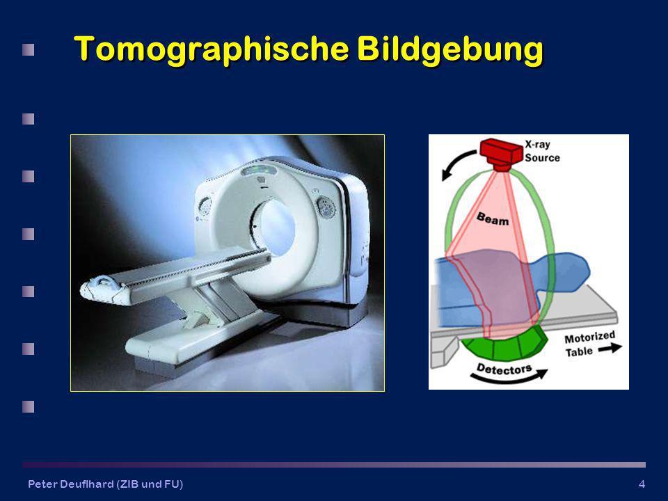 Tomographische Bildgebung