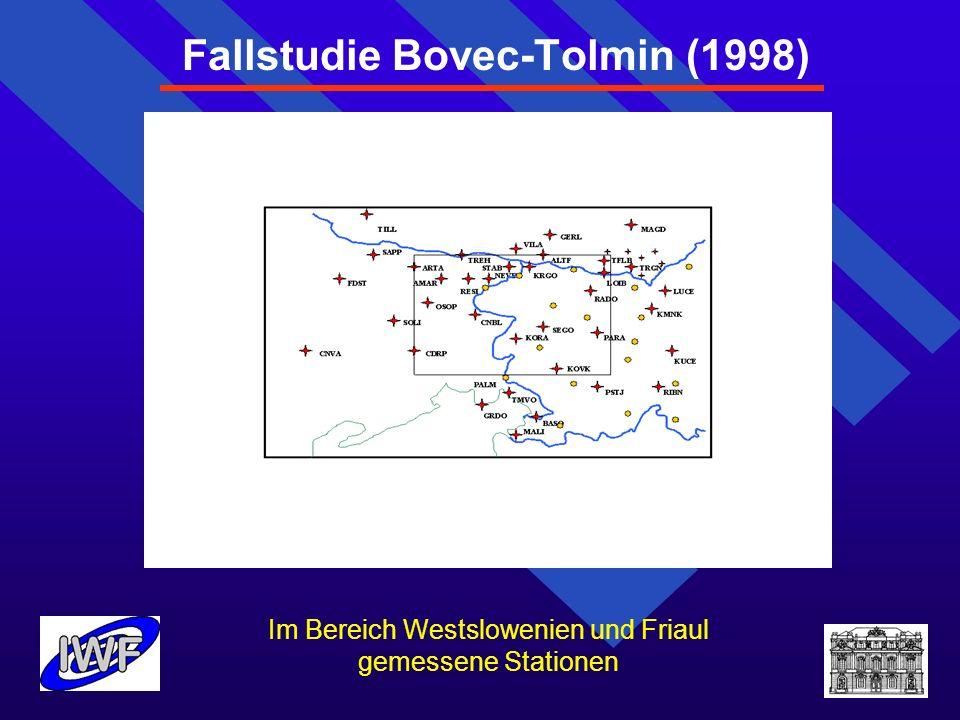 Fallstudie Bovec-Tolmin (1998)
